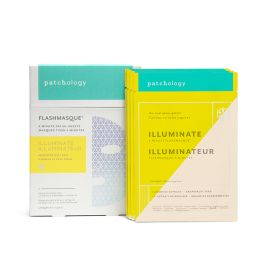 PATCHOLOGY FLASHMASQUE ILLUMINATE 4 PACK