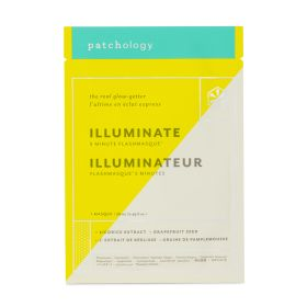 PATCHOLOGY FLASHMASQUE ILLUMINATE SINGLE MASK