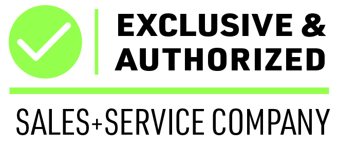 Exclusive & Authorized Sales + Service Company