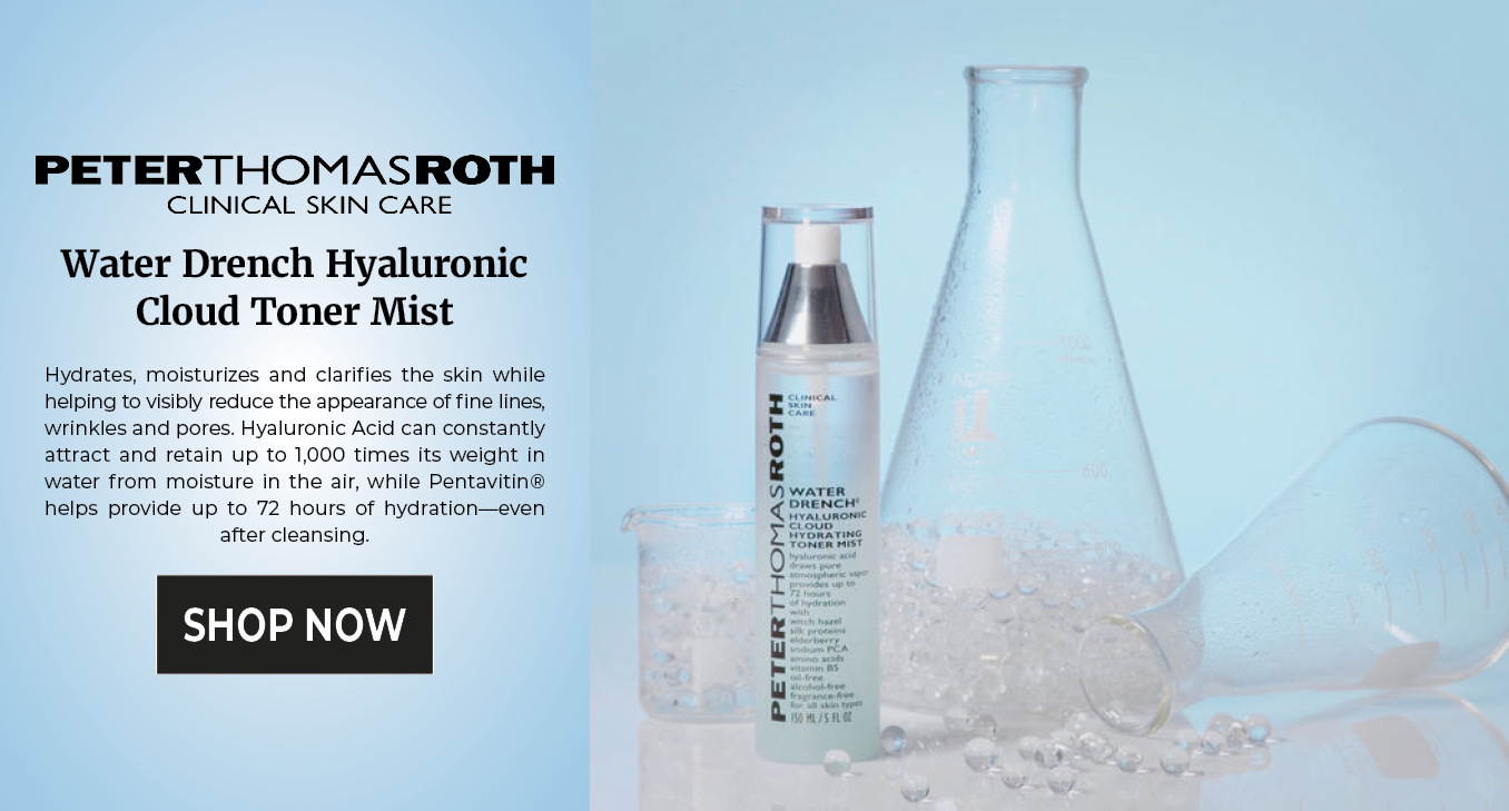 Peter Thomas Roth Water Drench Hydrating Toner Mist
